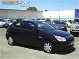 2006 Hyundai Accent   Hatchback