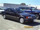 1993 Mercedes-Benz 180 E Limited Edition  Sedan