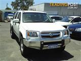 2009 Holden Colorado   Dual Cab