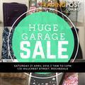 Rochedale - Huge Garage Sale! 21 April 2018