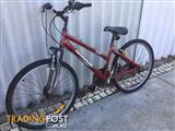"""Mountain bike Radius Free spirit 15"""" Frame 26"""" wheels 21 Speed"""