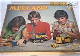 Vintage Meccano construction set No3 It's from 1976-77 Box is d