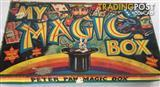 Vintage my magic box Peter Pan 1950s to 1960s Box is damaged W