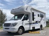 2017  JAYCO CONQUEST 25ft  Motorhome