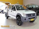 2008 HOLDEN RODEO LT RA MY08 UTILITY