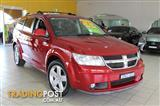2009 DODGE JOURNEY RT JC WAGON
