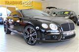 2013 BENTLEY CONTINENTAL GT 3W COUPE