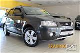 2007 FORD TERRITORY GHIA SY 7 SEATER TURBO WAGON