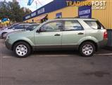 2007 FORD TERRITORY TS (4x4) SY 4D WAGON