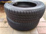 Pair of Silverstone Kruizer 1 NS 800 175/65/R14
