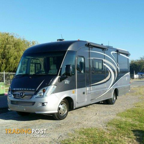 2014 Winnebago Via 25q Mercedes Benz Motor Home For Sale