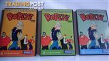 Popeye kids DVD collection