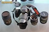 Pentax K20d - 18-250mm, 90mm Macro, 10-17mm Fisheye, 28mm prime
