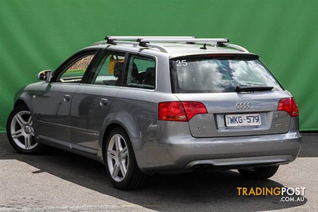 2008 audi a4 b8 8k wagon for sale in ringwood vic 2008 audi a4 b8 8k wagon. Black Bedroom Furniture Sets. Home Design Ideas