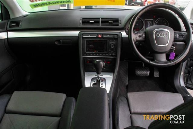 2008  Audi A4  B8 8K Wagon