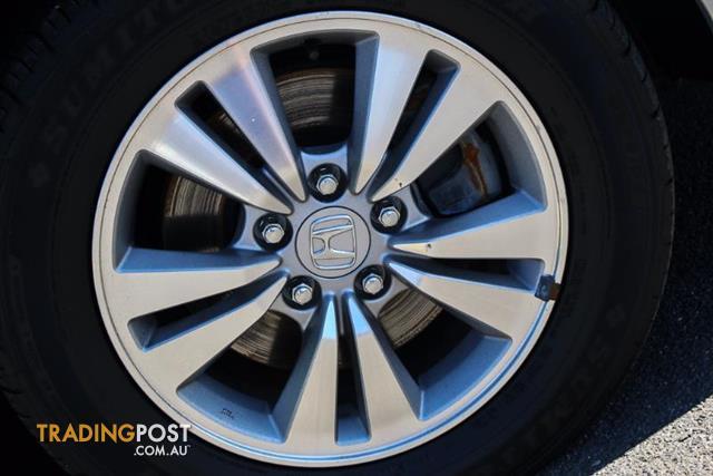 2008  Honda Accord VTi 8th Gen Sedan