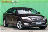 2010  Ford Mondeo Zetec MB Hatchback