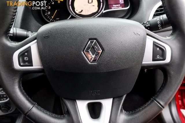 2012  Renault Megane Privilege III B32 Hatchback