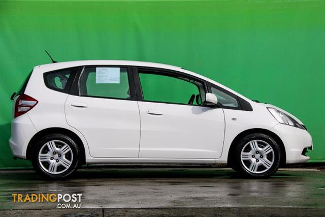 2008  Honda Jazz VTi GD Hatchback