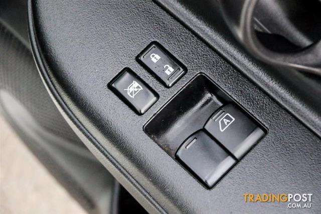 2013  Nissan Micra  K13 Hatchback