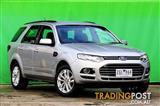 2012  Ford Territory   Wagon