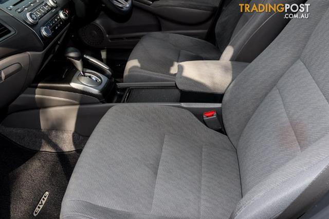 2010  Honda Civic VTi 8th Gen Sedan
