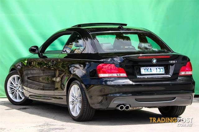 2009  BMW 125i   Coupe