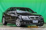 2010  Holden Caprice V WM II Sedan