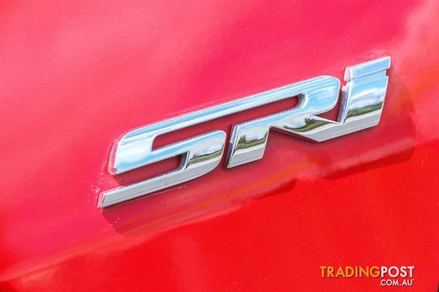 2013  Holden Cruze SRi JH Series II Hatchback
