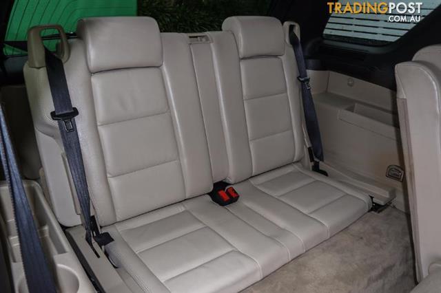 2009  Ford Territory  SY MKII Wagon