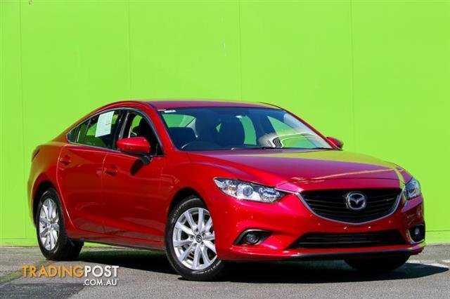 2013 Mazda 6 Sedan for sale in Ringwood VIC | 2013 Mazda 6 Sedan