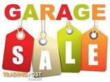 Huge Garage Sale - Sat 10th Dec - Balwyn North - 8am to 2pm