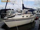 Yacht 33ft Sailing vessel