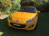 2009 MAZDA MX-5 COUPE SPORTS NC MY09 2D CONVERTIBLE