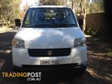 2009 SUZUKI APV GD MY06 UPGRADE 4D VAN