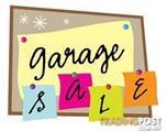 MUST SELL GARAGE SALE - SUNDAY 24 SEPTEMBER - 7AM - 11AM