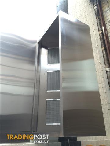 commercial grade Stainless Steel exhaust hood/canopy/Range hood(Unbeatable price & Quality)