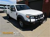 2009 FORD RANGER XL (4x4) PK SUPER C/CHAS