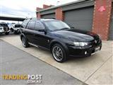 2004 HOLDEN ADVENTRA LX8 VYII 4D WAGON