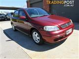 2000 HOLDEN ASTRA CD TS 4D SEDAN