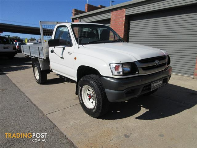 Toyota hilux turbo diesel workshop manual ebook coupon codes image 2001 toyota hilux 4x4 ln167r cchas for sale in sydney nsw 2001 2001 toyota hilux 4x4 fandeluxe Choice Image