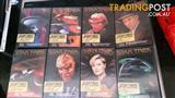 Star trek DVDs