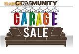 Eynesbury Community Garage Sale Trail - 49 Houses Sunday 22nd April 8 am to 2 pm.
