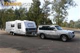 2007 Majestic Tiara Caravan
