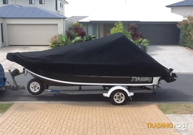 2007 QUINTREX 560 FREEDOM CRUISER