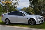 2011 HOLDEN COMMODORE SV6 VE II MY12 4D SEDAN