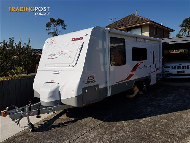 Jayco Starcraft 2016 19.61-2 TL Caravan