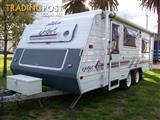 Jayco Westport Pop Top Caravan 5/2000