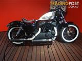 2014 Harley-Davidson XL1200X Forty-Eight   Cruiser
