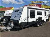 NEW 2017 Legend Wild Native 20'6 Caravan